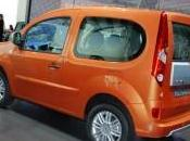 Salon l'auto Renault Kangoo