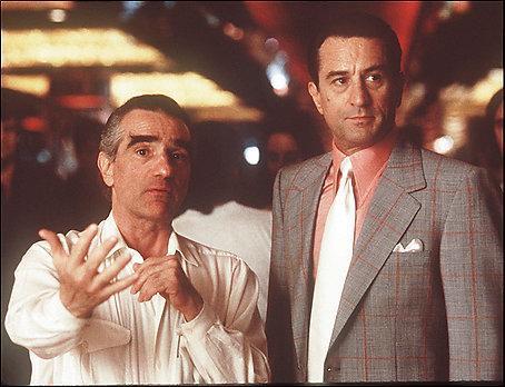 Martin Scorsese et Robert De Niro à nouveau ensemble
