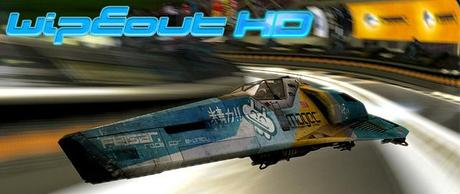J'adoooore Wipeout HD !