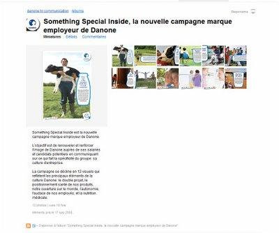 Something Special Inside : la marque employeur Danone à l'international
