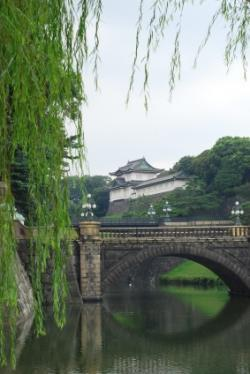 palais impérial japonais