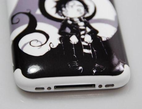 Skinizi iPhone 3G Bottom