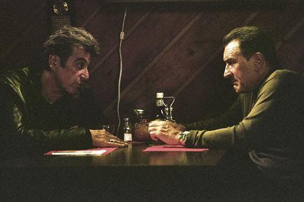 La Loi et l'Ordre : De Niro et Pacino s'auto-parodient
