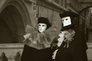 Web marketing et Carnaval de Venise