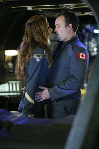 Stargate Atlantis : photos de l'épisode 5.18 - Identity