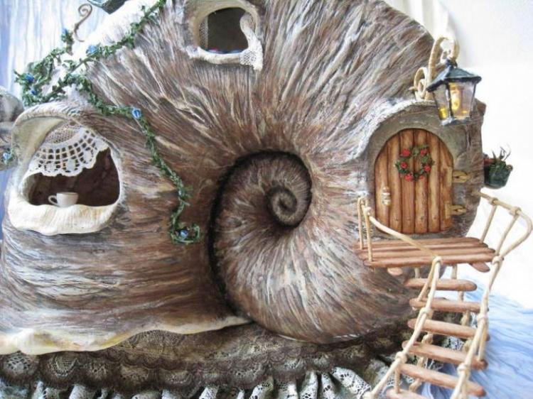 La maison de l escargot d couvrir - La maison des escargots ...