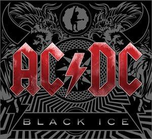 AC/DC Black ice album