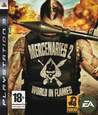 [PS3] [TEST] Mercenaries : L'enfer des Favelas
