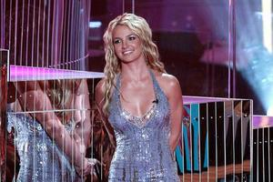 Britney Spears aux MTV VMA's 2008