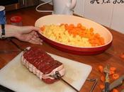 Cuire rôti boeuf... temps cuisson viandes