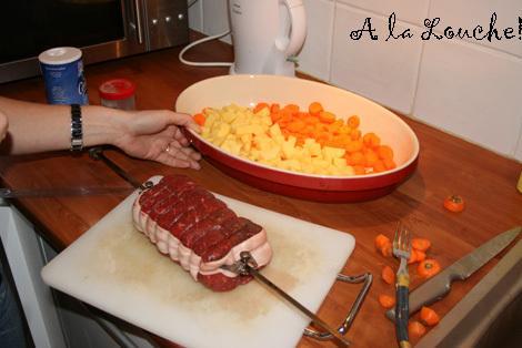 Comment Cuisiner Un Roti De Boeuf on