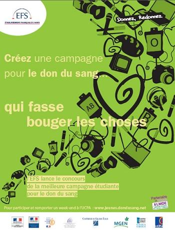 EFS – Image campagne Bloody Game