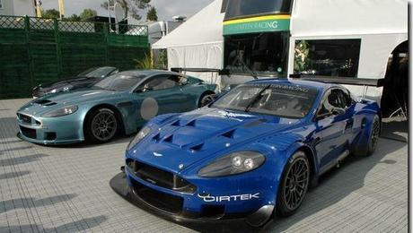 La gendarmerie passe à l'Aston Martin DB7