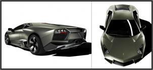 Lamborghini Reventon vues diverses