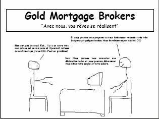 Une bande dessinée pour comprendre la crise des subprimes