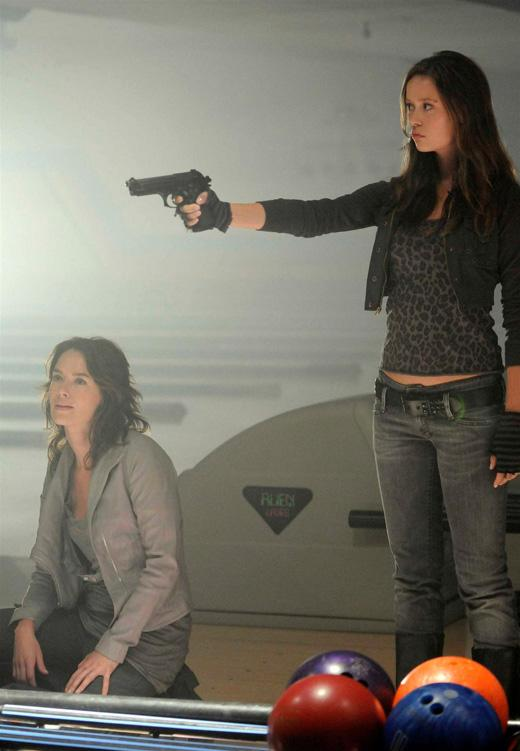 The Sarah Connor Chronicles saison 2 - photos de l'épisode 7 - Tower is Brothers of Nablus