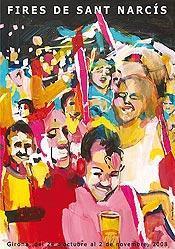Foire et fête de la Saint Narcísse à Gérone