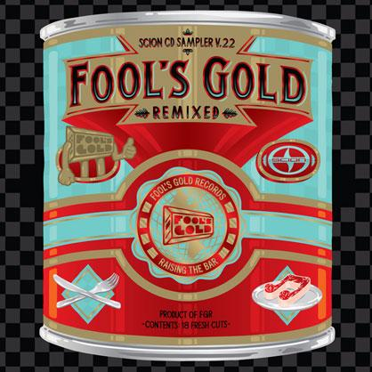 Fool's Gold remixed