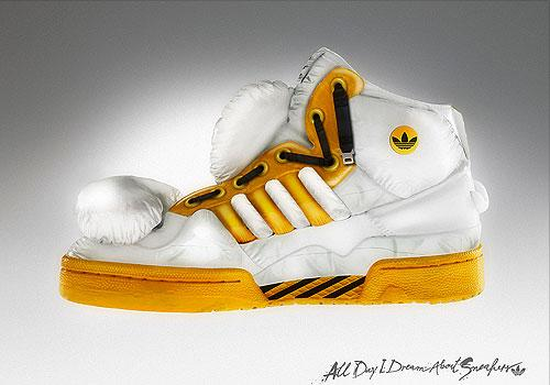 Adidas : All Day I Dream About Sneakers