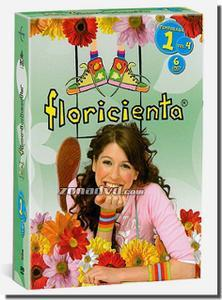 Le coffret DVD Floricienta !