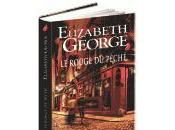 Rouge Péché d'Elizabeth George
