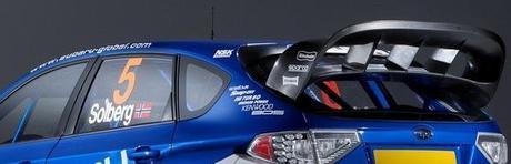 Subaru, le Bleu vous va si bien...