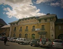 Gare de Latour de Carol-Enveitg
