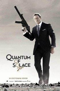 Quantum of Solace – Bond is back