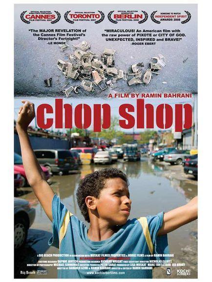 Chop shop : enfant des rues du Queens