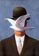 Magritte_homme_au_chapeau_mlon
