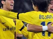 Barça écrase Bâles