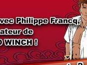 Video Conversation avec Philippe Francq Largo Winch