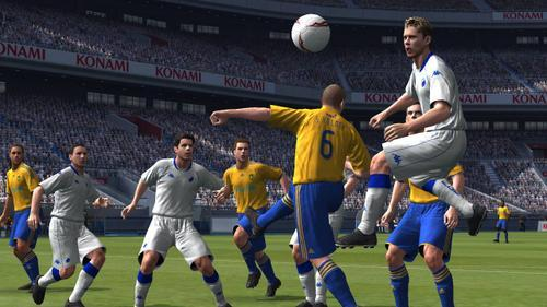 PES 2009 version PC enfin le correctif.