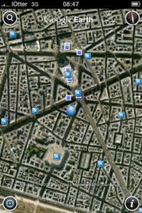 Google Earth iPhone 2