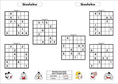 Article : Le Sudoku