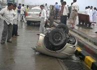 accident voiture coupée en deux