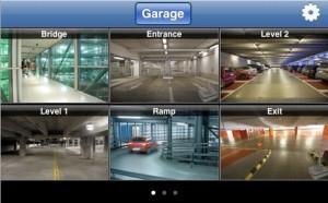 iRa vidéosurveillance pour iPhone