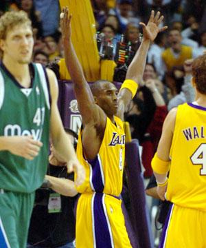 Upload: 20 décembre 2005 Mavericks @ Lakers [ Kobe 62 pts ]