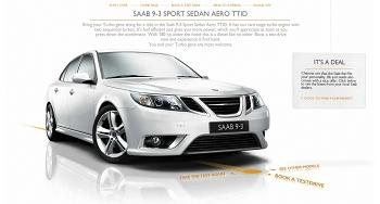 Saab – Turbo Gene Test