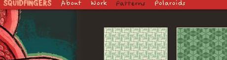 Des patterns pour Gimp ou Photoshop