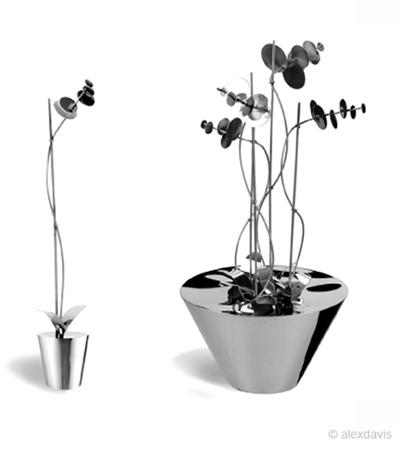 Plantes design by Alex Davis
