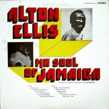 Tribute to ALTON ELLIS... Part #2