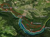 gorges Doubs, Saut Barrage Châtelot