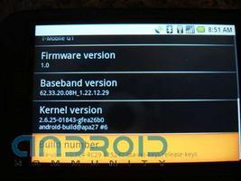 Android mise à jour ROM