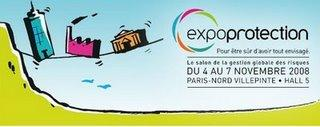 Sécurité : le salon Expoprotection