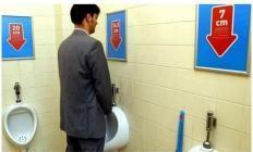 chacun son urinoir !