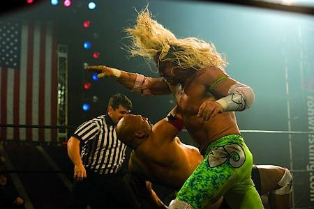 Exclusif : les nouvelles photos de The Wrestler de Darren Aronofsky, avec Mickey Rourke !!!