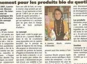 Abonéobio dans Journal Entreprises