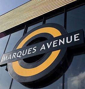 Ouverture de Marques Avenue