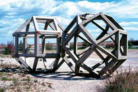 Les Formes du repos #1 (Rhombi), 2001. Light-jet, 70 x 100 cm. Courtesy galerie Michel Rein, Paris